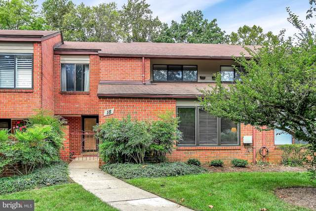 18 Oakridge Court, LUTHERVILLE TIMONIUM, MD 21093 (#MDBC472468) :: The Sebeck Team of RE/MAX Preferred