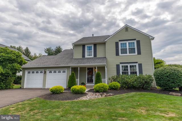 7 Copperleaf Drive, NEWTOWN, PA 18940 (#PABU480196) :: LoCoMusings