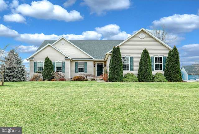 7673 Green Ridge Lane, ABBOTTSTOWN, PA 17301 (#PAYK125118) :: The Heather Neidlinger Team With Berkshire Hathaway HomeServices Homesale Realty