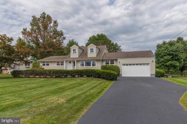 303 Washington Crossing Pennington Road, TITUSVILLE, NJ 08560 (#NJME285730) :: Tessier Real Estate