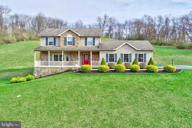 3155 Sam Hill Road, GLENVILLE, PA 17329 (#PAYK125128) :: The Dailey Group