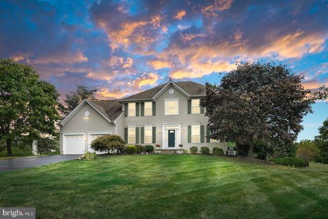 105 Compton Circle, ROBBINSVILLE, NJ 08691 (#NJME285738) :: Ramus Realty Group