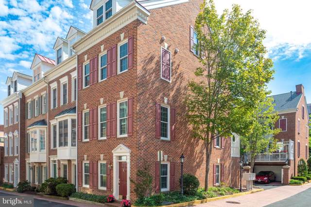 316 Hearthstone Mews, ALEXANDRIA, VA 22314 (#VAAX239864) :: Tom & Cindy and Associates
