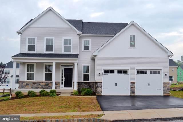 313 Connor Lane #46, PERKASIE, PA 18944 (#PABU480228) :: John Smith Real Estate Group