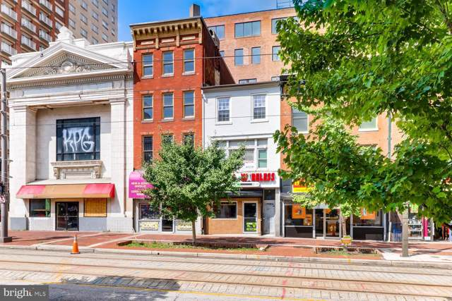 106 N Howard Street, BALTIMORE, MD 21201 (#MDBA484430) :: Keller Williams Pat Hiban Real Estate Group