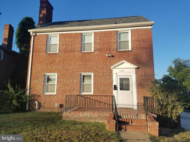 6707 Gist Avenue, BALTIMORE, MD 21215 (#MDBA484434) :: Keller Williams Pat Hiban Real Estate Group