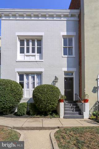 3237 N Street NW #15, WASHINGTON, DC 20007 (#DCDC442742) :: The Licata Group/Keller Williams Realty