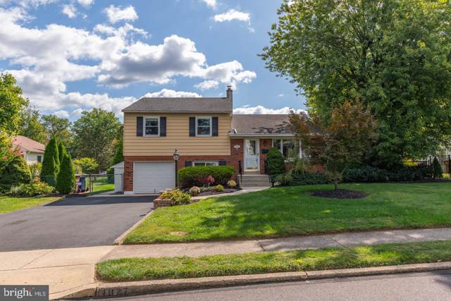 1827 Jill Road, WILLOW GROVE, PA 19090 (#PAMC625330) :: ExecuHome Realty