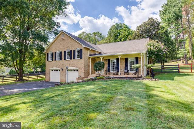 5417 Bears Lane, WARRENTON, VA 20187 (#VAFQ162374) :: Colgan Real Estate