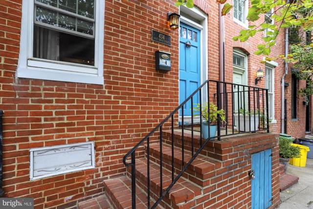 434 E Cross Street, BALTIMORE, MD 21230 (#MDBA484444) :: AJ Team Realty