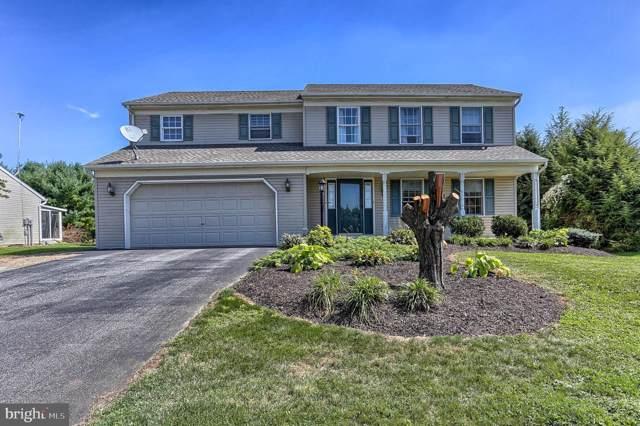 105 Laurel Drive, MOUNT WOLF, PA 17347 (#PAYK125150) :: Colgan Real Estate
