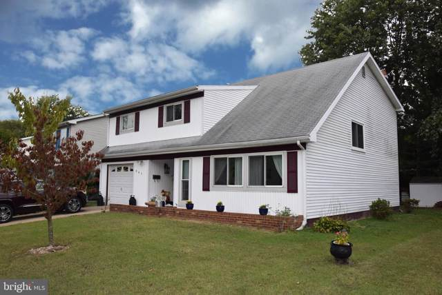 341 Mayberry Lane, DOVER, DE 19904 (#DEKT232592) :: RE/MAX Coast and Country