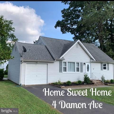 4 Damon Avenue, HAMILTON, NJ 08610 (#NJME285750) :: Erik Hoferer & Associates
