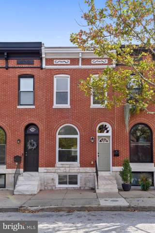 337 S East Avenue, BALTIMORE, MD 21224 (#MDBA484456) :: Network Realty Group