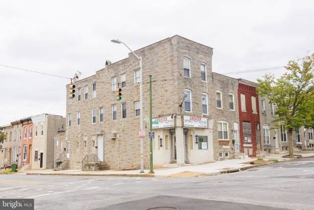 1300 N Chester Street, BALTIMORE, MD 21213 (#MDBA484474) :: Corner House Realty