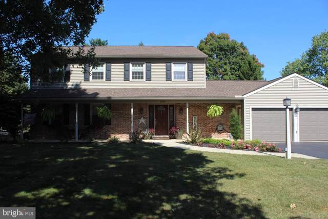 449 Dolly Drive, LANCASTER, PA 17601 (#PALA140326) :: The Joy Daniels Real Estate Group