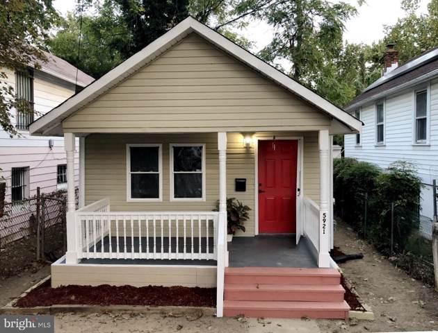 5921 Clay Street NE, WASHINGTON, DC 20019 (#DCDC442820) :: Pearson Smith Realty