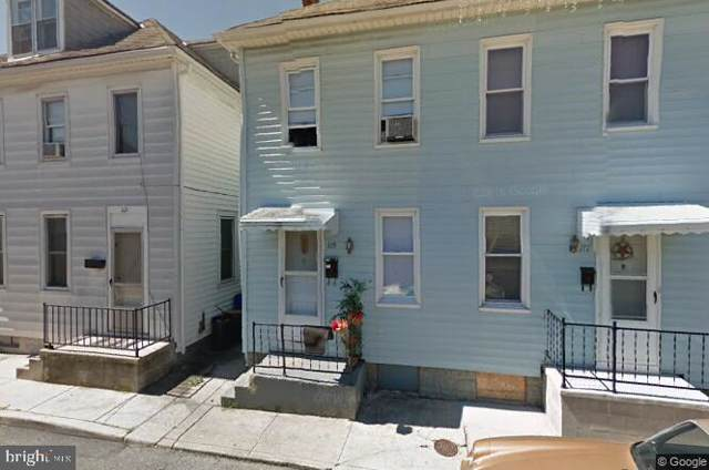 119 Mccomas Street, HAGERSTOWN, MD 21740 (#MDWA167918) :: The Speicher Group of Long & Foster Real Estate
