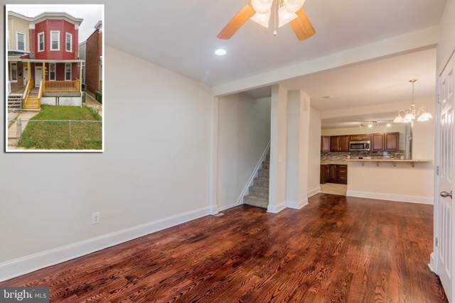 5205 Craig Avenue, BALTIMORE, MD 21212 (#MDBA484488) :: The Maryland Group of Long & Foster Real Estate