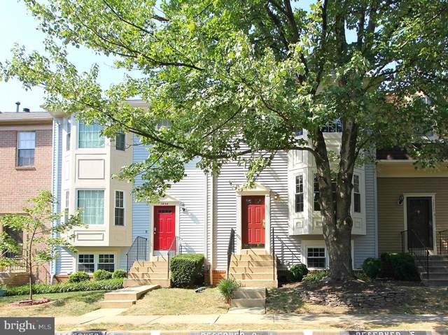 7854 Colonial Village Row, ANNANDALE, VA 22003 (#VAFX1090190) :: The Licata Group/Keller Williams Realty