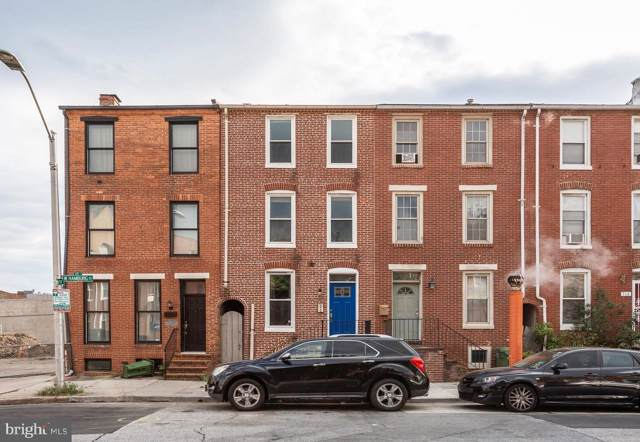 119 W Hamburg Street, BALTIMORE, MD 21230 (#MDBA484532) :: AJ Team Realty