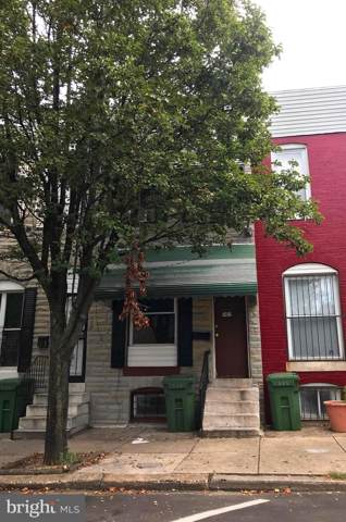 603 N Montford Avenue, BALTIMORE, MD 21205 (#MDBA484540) :: The Vashist Group