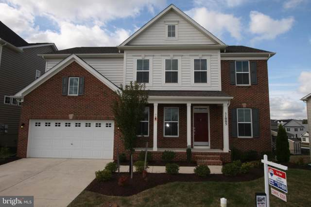 11005 Tinder Box, MONROVIA, MD 21770 (#MDFR253628) :: Jim Bass Group of Real Estate Teams, LLC
