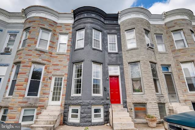 834 W 34TH Street, BALTIMORE, MD 21211 (#MDBA484548) :: ExecuHome Realty