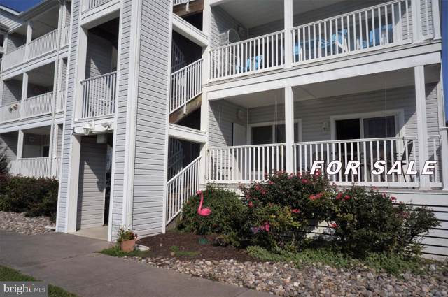 30124 Cedar Shores Road #126, OCEAN VIEW, DE 19970 (#DESU148304) :: Keller Williams Realty - Matt Fetick Team