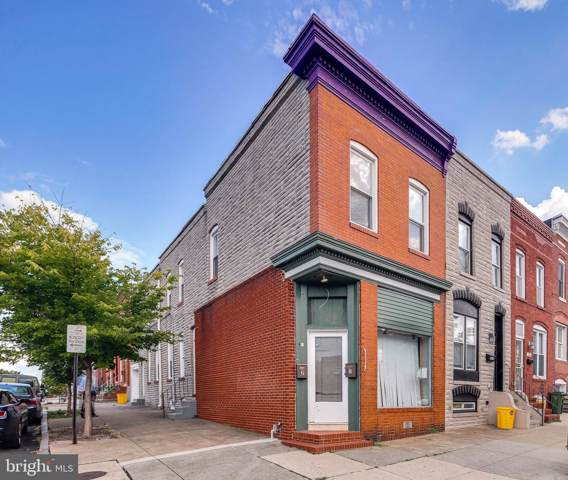 231 S Highland Avenue, BALTIMORE, MD 21224 (#MDBA484552) :: Eng Garcia Grant & Co.