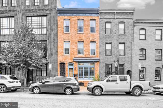 1725 Aliceanna Street, BALTIMORE, MD 21231 (#MDBA484554) :: The Bob & Ronna Group