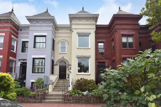 134 Seaton Place NW, WASHINGTON, DC 20001 (#DCDC442922) :: The Piano Home Group
