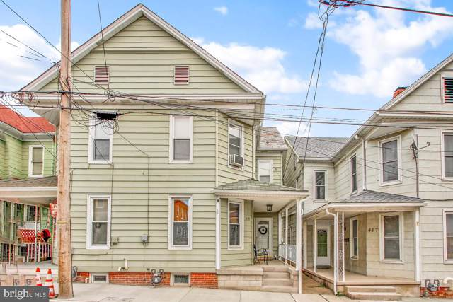 419 N Franklin Street, HANOVER, PA 17331 (#PAYK125210) :: The Heather Neidlinger Team With Berkshire Hathaway HomeServices Homesale Realty