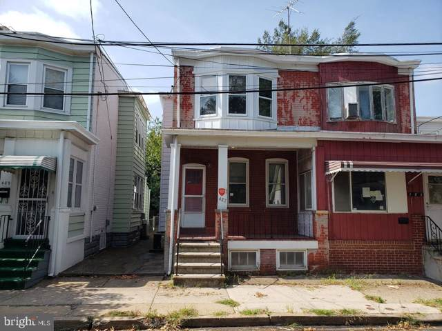 487 S Logan Avenue, TRENTON, NJ 08629 (#NJME285788) :: EXP Realty