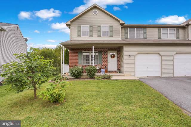108 Dogwood Drive, FLEETWOOD, PA 19522 (#PABK348092) :: Better Homes and Gardens Real Estate Capital Area