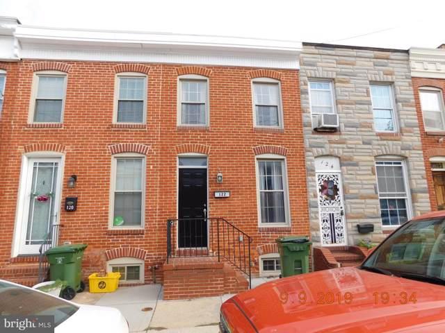 122 E Randall Street, BALTIMORE, MD 21230 (#MDBA484596) :: The Sebeck Team of RE/MAX Preferred