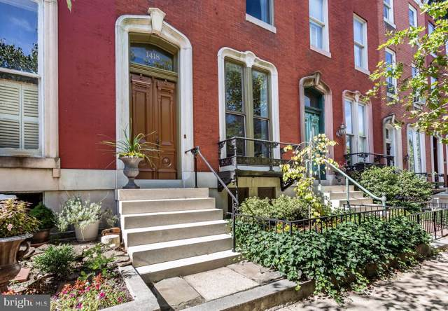 1418 Park Avenue, BALTIMORE, MD 21217 (#MDBA484602) :: Blue Key Real Estate Sales Team