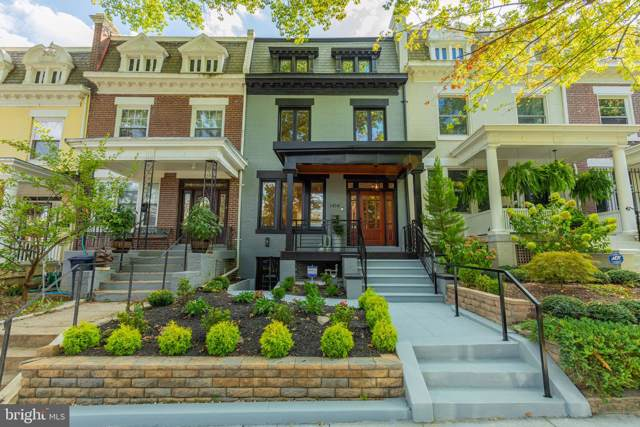 1414 Buchanan NW, WASHINGTON, DC 20011 (#DCDC442984) :: Network Realty Group