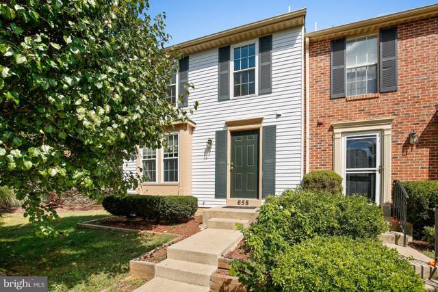 658 Coral Reef Drive, GAITHERSBURG, MD 20878 (#MDMC679598) :: The Licata Group/Keller Williams Realty