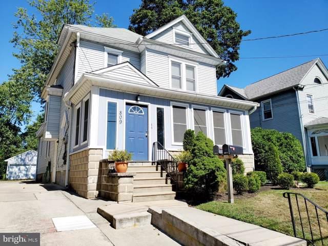 809 Eldridge Avenue, OAKLYN, NJ 08107 (#NJCD376878) :: Linda Dale Real Estate Experts