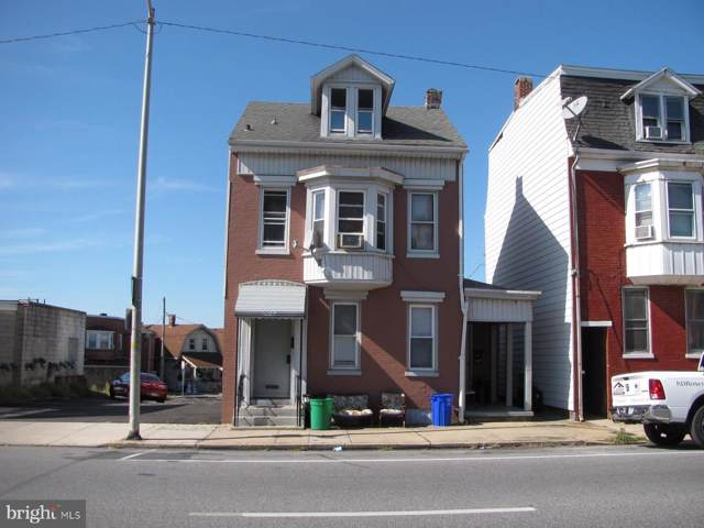 1027 E Market Street, YORK, PA 17403 (#PAYK125240) :: Flinchbaugh & Associates