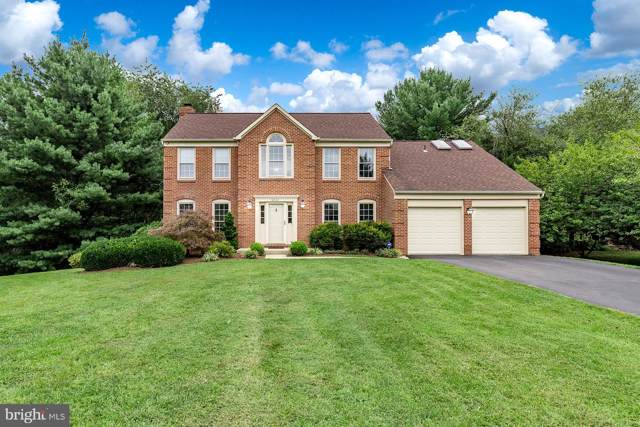 9824 Faust Drive, VIENNA, VA 22182 (#VAFX1090318) :: The Vashist Group