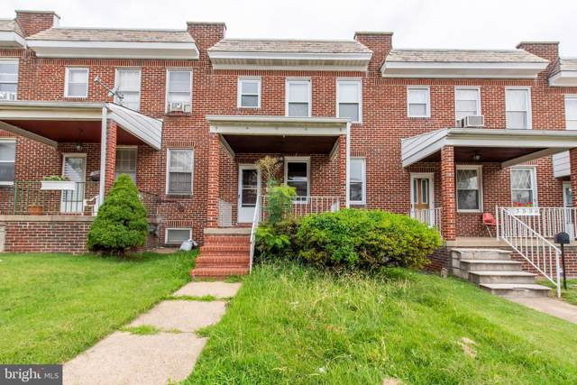 3534 Cliftmont Avenue, BALTIMORE, MD 21213 (#MDBA484624) :: The Miller Team