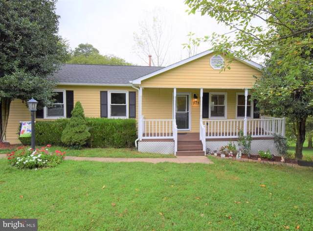 903 Dewberry Drive, FREDERICKSBURG, VA 22407 (#VASP216364) :: Jacobs & Co. Real Estate