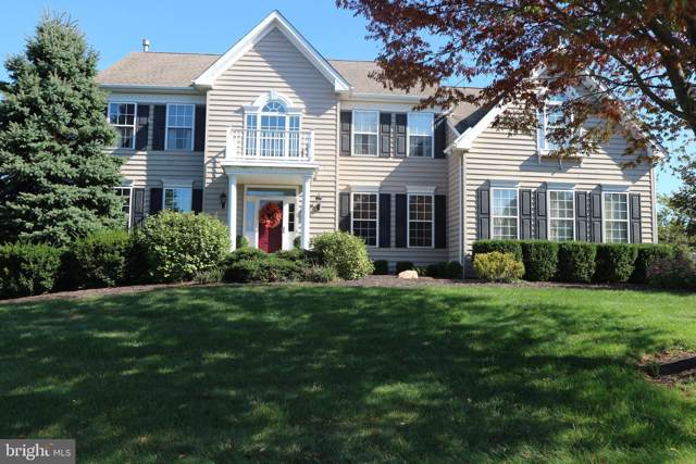 27 Marshwood Drive, COLLEGEVILLE, PA 19426 (#PAMC625518) :: Linda Dale Real Estate Experts