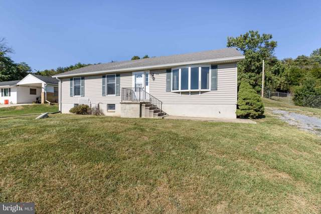 504 Tritapoe Drive, KNOXVILLE, MD 21758 (#MDFR253662) :: RE/MAX Plus