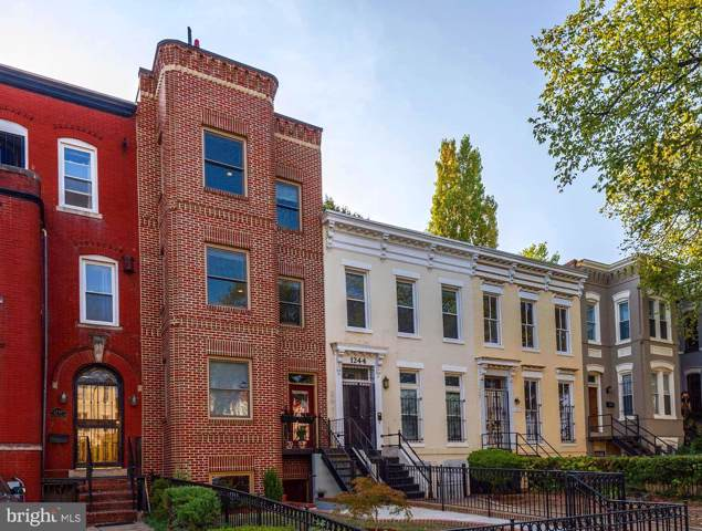 1242 New Jersey Avenue NW #2, WASHINGTON, DC 20001 (#DCDC443012) :: ExecuHome Realty