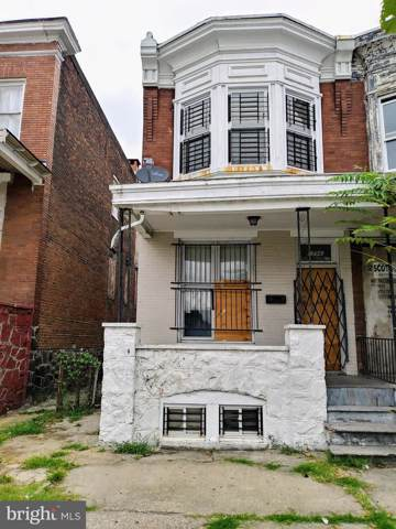 2796 W North Avenue, BALTIMORE, MD 21216 (#MDBA484648) :: Colgan Real Estate