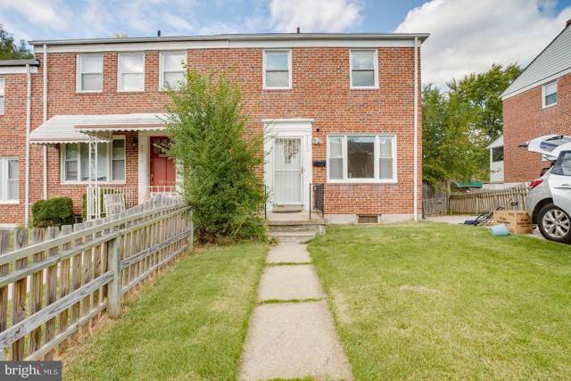 1116 Elbank Avenue, BALTIMORE, MD 21239 (#MDBA484650) :: Colgan Real Estate