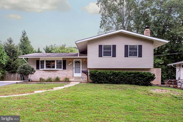 11117 Byrd Drive, FAIRFAX, VA 22030 (#VAFX1090352) :: Keller Williams Pat Hiban Real Estate Group